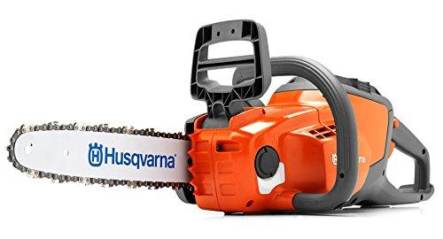 Husqvarna 136Li Kettensäge, 12m/s, 36V, Lithium-Ionen, Orange, kabellos, 3kg