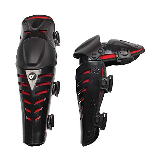 Ahomi motorcycle tre ginocchiere adulto parastinchi ginocchio Protector brace motocross MX ATV Dirt bike