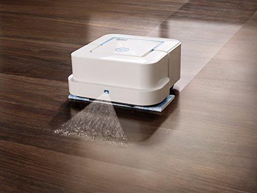 iRobot 240 Braava Robot Mop, B240, WHITE
