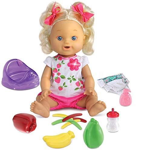VTech 80-179804 Little Love - Lina mit Toepfchen Puppe; Topfpuppe