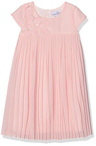 Eisend Mädchen Kleid Tiara, Rosa (Peach 24), 140