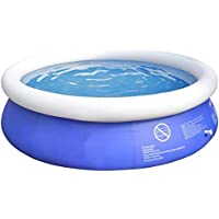 Qntich 6ft Easy Set Swimming Pool