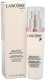 Lancome Bienfait Multi-Vital Sunscreen Lotion SPF 30 Normal To Dry Skin Moisturizer, 1.7 Ounce