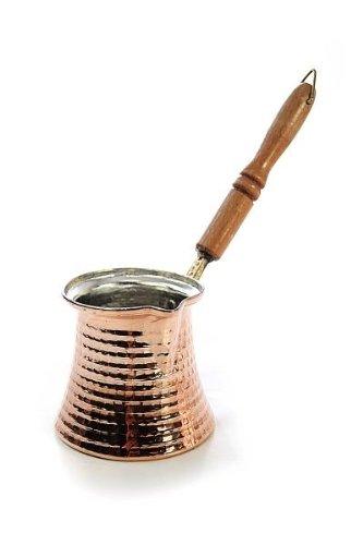 'CopperGarden®' Mokkakanne aus Kupfer (L)