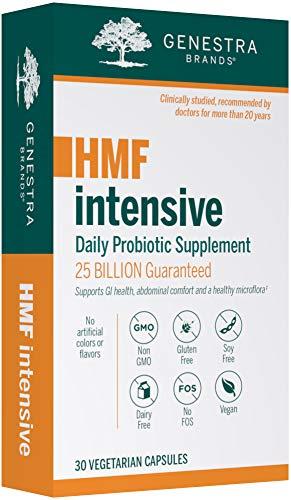 Genestra Brands - HMF Intensive - Four Strains of Probiotics to Promote GI Health - 30 Capsules