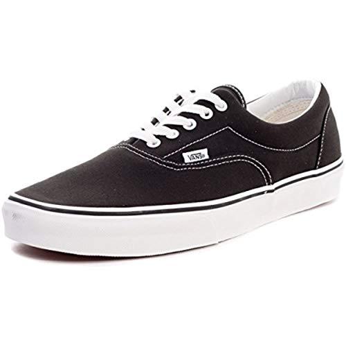 Vans - U Era, Sneaker Unisex - Adulto, Nero (Black), 43