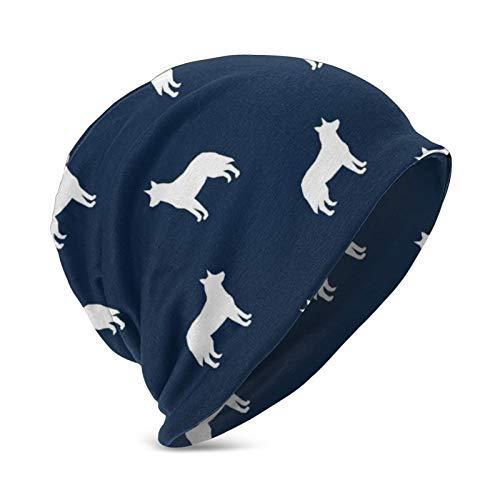 Gorro de punto suave y elstico para mascotas, diseo de animales australianos, ideal para nios de 3 a 15 aos.