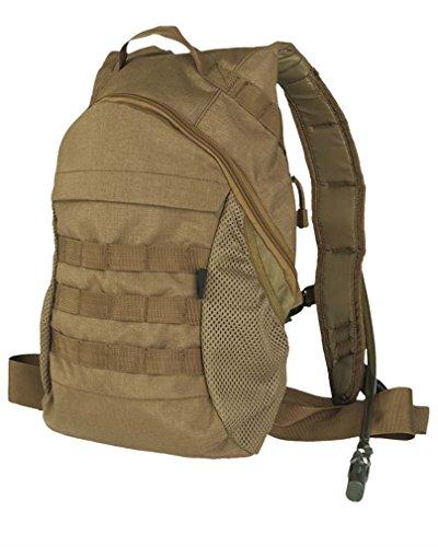 Sac à dos Hydratation 3L Miltec (Coyote - Backpack)