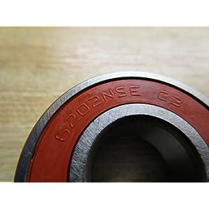 Nachi 6202-2NSE9 Quest Ball Bearing 15mm x 35mm x 11mm