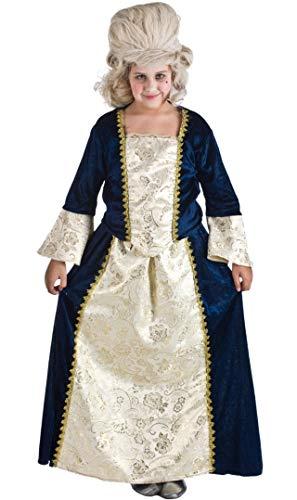 Disfraz de Marquesa de época para niña