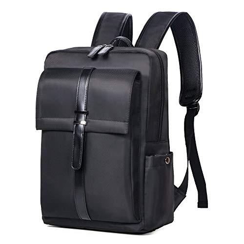 Xivias Reise-Tagesrucksack-Business-Laptop-Rucksack wasserdichte, schlanke Reisetasche for 14-Zoll-Laptop (Größe: 38 * 28 * 14 cm, Farbe: Schwarz)