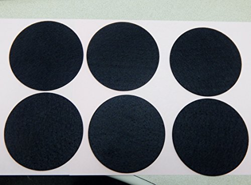 Great Price! 6 Air Hockey Mallet Felt Pads