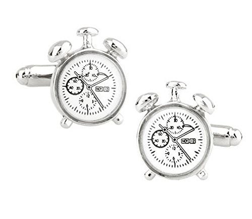 Bouton de manchette chronometre ( factice)