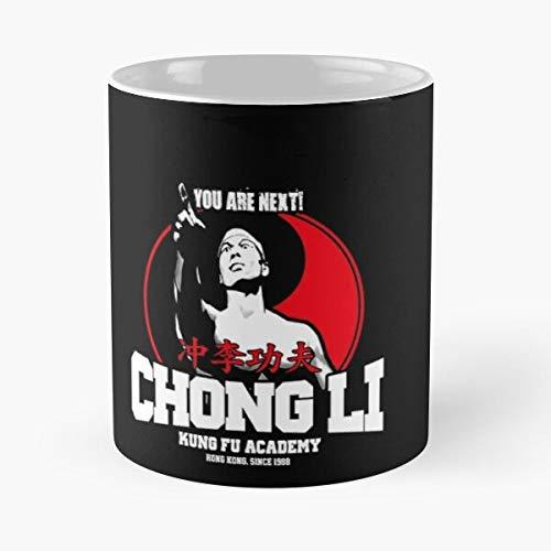Generic Claude Chong Van Li Damme Next Are You Bloodsport JCVD Jean Yeung Bolo Best 11 oz Kaffeebecher - Nespresso Tassen Kaffee Motive