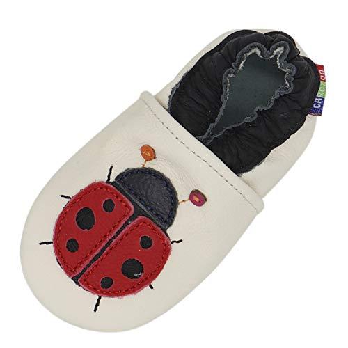 Carozoo Ladybug Cream 18-24m