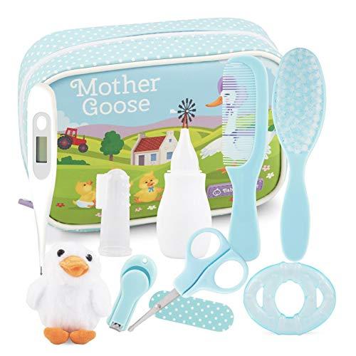 Yellodoor Baby Care Set - 16-teiliges Reiseset für Neugeborene, Kleinkinder, Babys