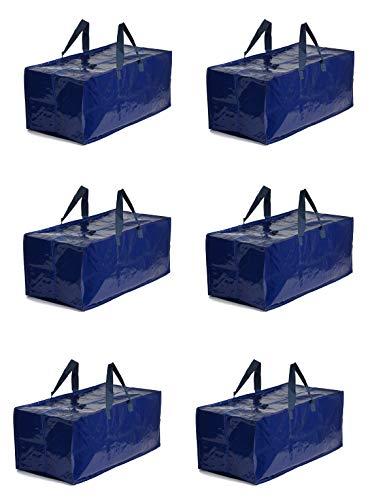Earthwise almacenamiento bolsas extra grande resistente