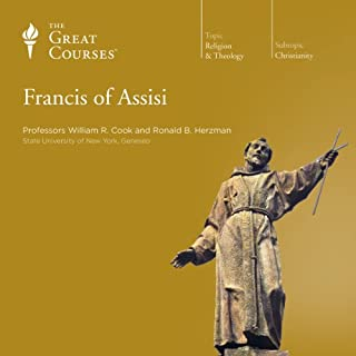 Francis of Assisi audiobook cover art
