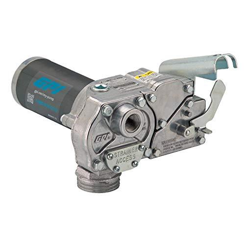 GPI - M-150S-E-PO Fuel Transfer Pump, Economy Pump Only, 15 GPM fuel pump, Direct Mount (110240-02)