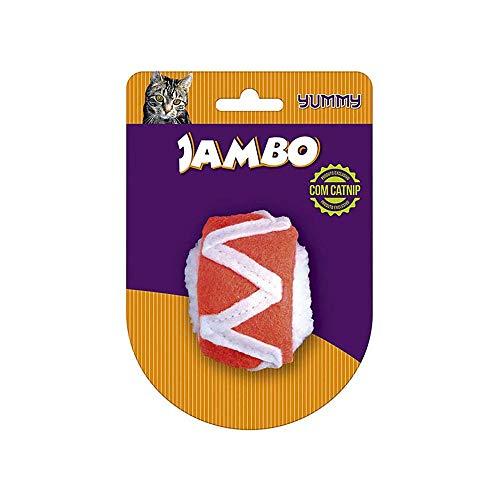 Yummy Cat Sushi Para Gato Jambo para Cães
