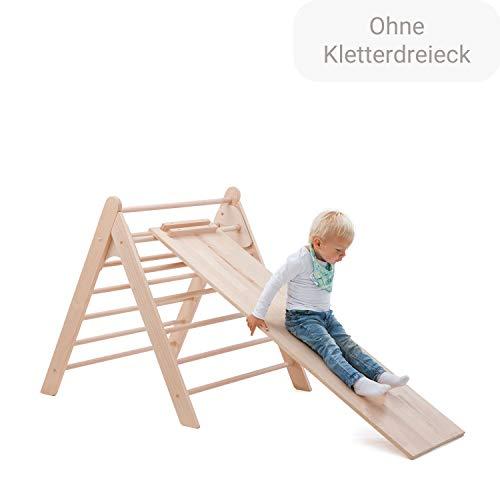 KlapperSpecht Rutschbrett für Kletterdreieck