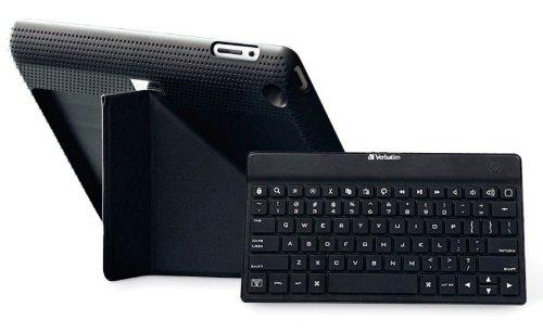 Verbatim Folio PRO WITH Keyboard FOR IPAD Tastiera