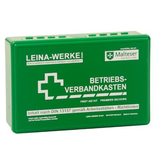 Leina REF20000 Betriebsverbandkasten, Grün