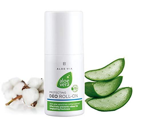Preisvergleich Produktbild Aloe Vera Deo + Bio Baumwolle Extrakt (LSF15) beruhigen Ihre Haut immediately-thanks patentierte Formel wird Ihrem Incredible Schutz,  egal was der Tag kann beschaffen kein Alkohol,  keine Parabene