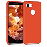 kwmobile TPU Silicone Case Compatible with Google Pixel 3 -