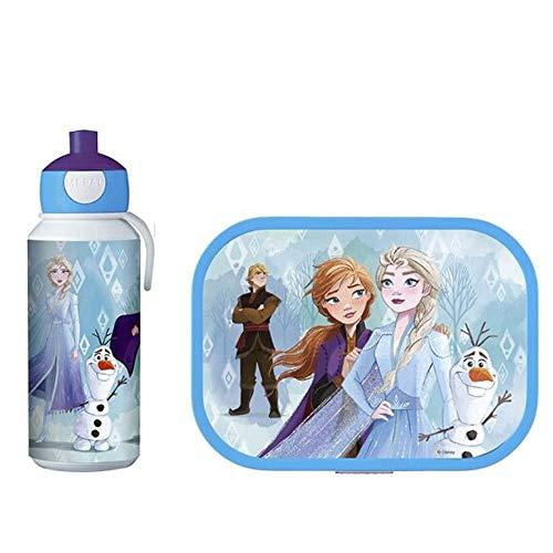 Mepal - Campus Set Brotdose + Trinkflasche Pop-Up (Frozen II)
