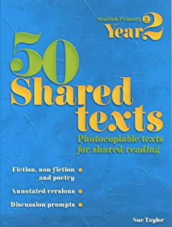50 Shared Texts for Year 2
