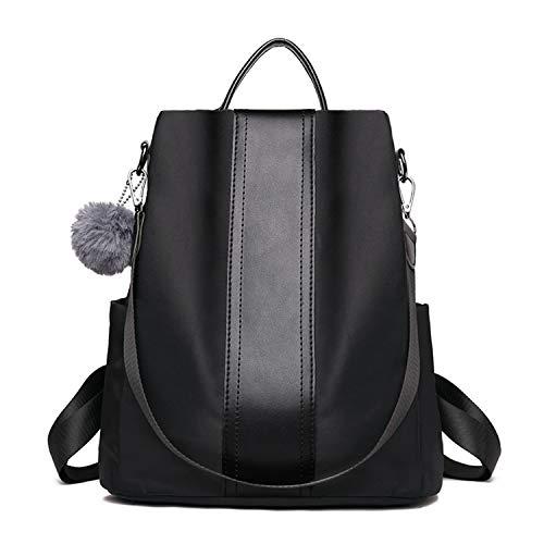 LUI SUI Frauen Rucksack, Damen Rucksack Schultaschen Diebstahlsicherer Rucksack Dayback Schultertasche Satchel Handtasche