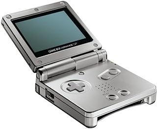 Nintendo Game Boy Advance SP - Platinum