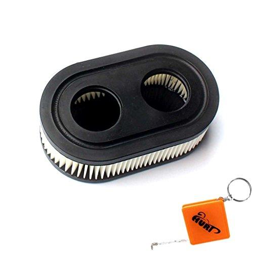 HURI Luftfilter für Briggs & Stratton Motoren 550E 550EX Eco-Plus 575EX Series Ersetzt 798339 798452 593260 093000er 09P0000er Motor