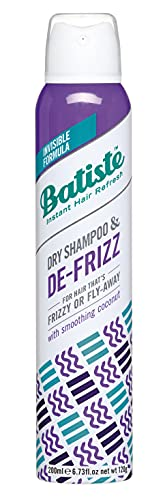 CHAMPU EN SECO DE-FRIZZ 200ML