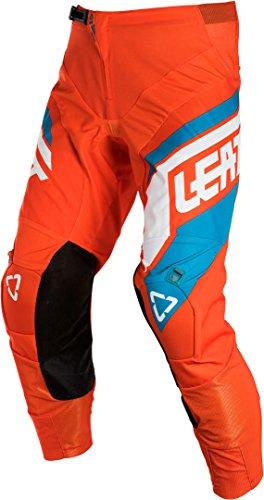 Leatt GPX 2.5 Pantalon Junior Orange/Bleu