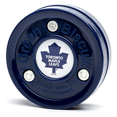 Green Biscuit NHL (Toronto Maple Leafs)