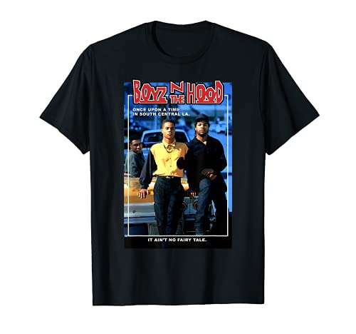 Boyz N The Hood Doughboy and Tre Once Upon A Time Portrait T-Shirt
