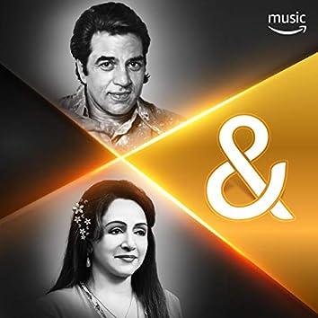 Dharmendra & Hema Malini: TOGETHER