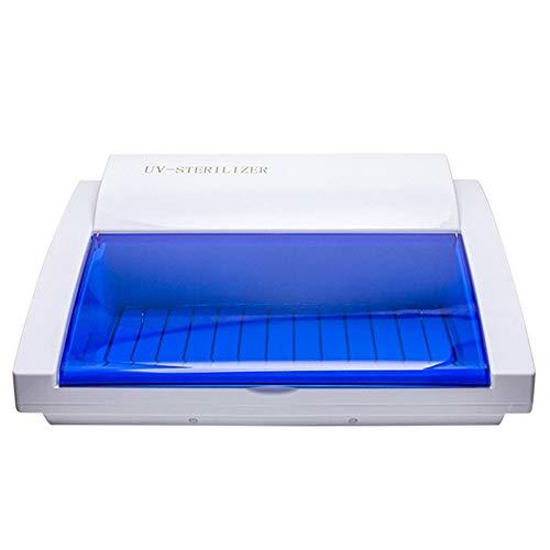 LYHD UV-Licht Sterilisator Handtuch Kompressenwärmer Handtuchablage Gebrauch für SPA, Hair Beauty, Salon und Home Wellness Friseursalon Kosmetikstudio