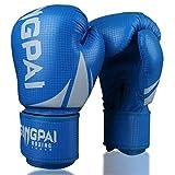 XYXZ Guantes De Boxeo MMA Kick Boxing Glove Mujeres Hombres MMA Muay Thai Fight...