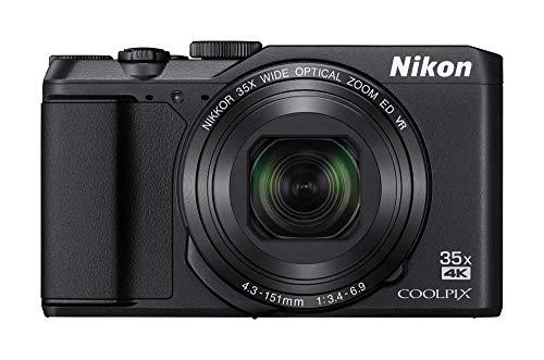 Coolpix A900 Fotocamera digitale 21.14 megapixel, Zoom 35X, nera …