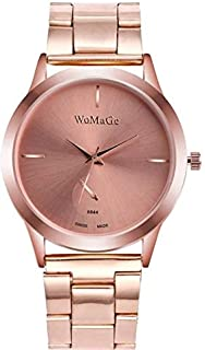 Womage Casual Watch For Girls Analog Stainless Steel - S475s2656f8