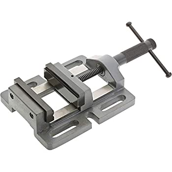 Grizzly Industrial T10599 - 3-7/8  Precision Unigrip Drill Press Vise