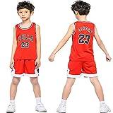 HUAXUN 23Jorden Jersey Camiseta baloncestotraje Entrenamient