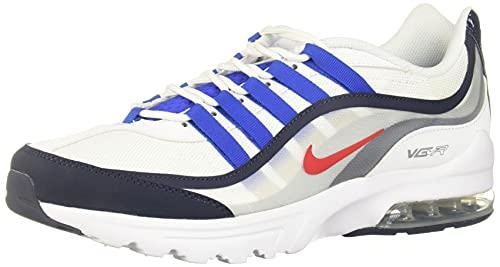 Nike Air MAX VG-R, Zapatillas para Correr Hombre, White/University Red-Obsidian-Game Royal, 43 EU