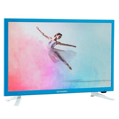 Schneider Rainbow TV 24 LED FHD USB HDMI Azul