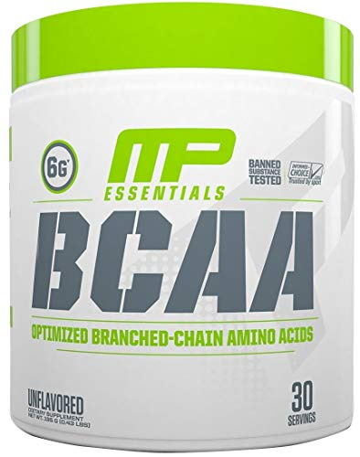 MusclePharm 3: 1: 2 Unflavoured BCAA Powder, 1 Units