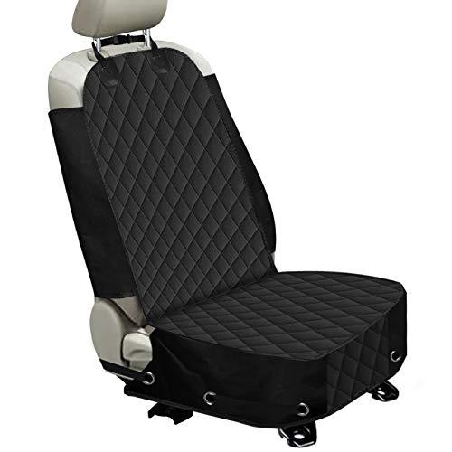 Sitzbezug des Autos für Haustier, Alfheim verschleißfester Bezug des Vordersitzes für Haustier, ausgerüstet mit Anker und rutschfestem Gummibodenbezug(Auto, LKW, SUV)