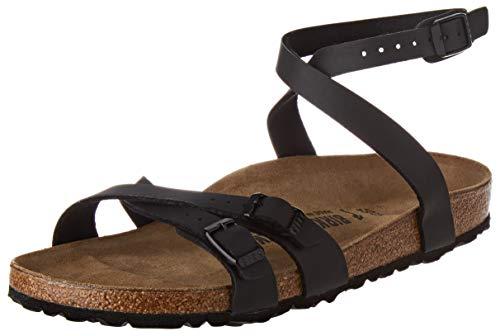 BIRKENSTOCK Womens 1015840_36 Outdoor Sandals, Black, EU Étroit